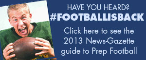 News-Gazette Prep Guidebook 2013